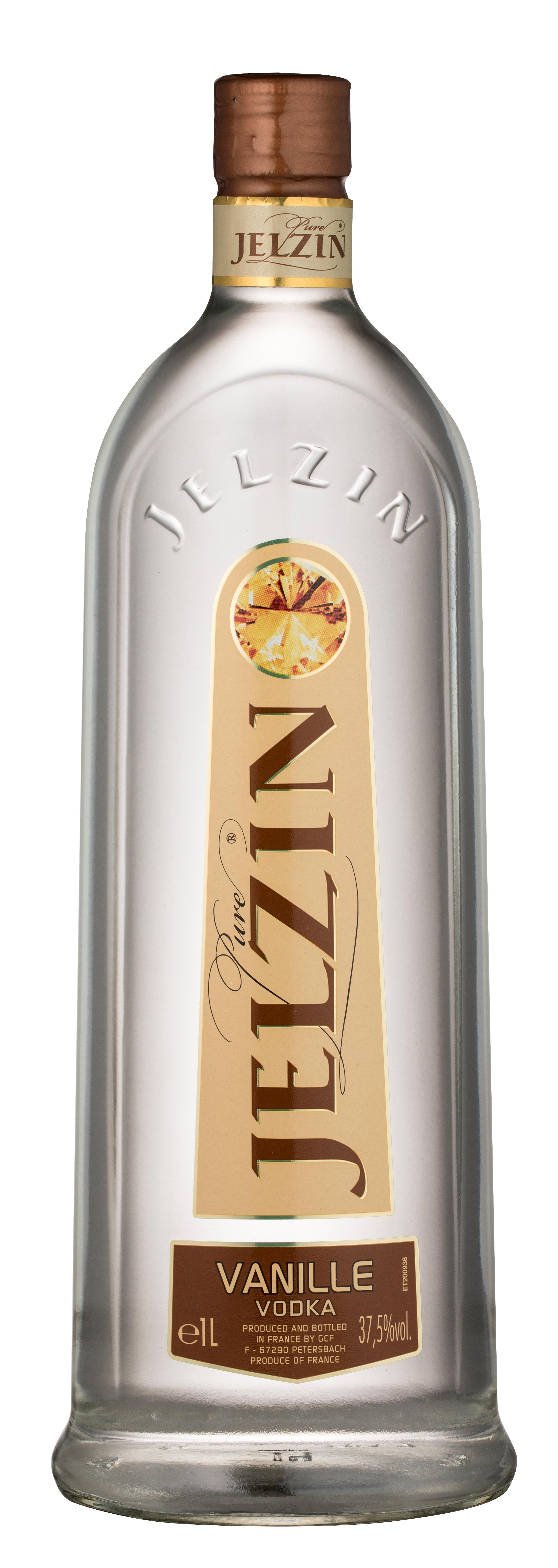 Boris Jelzin Vodka Vanille