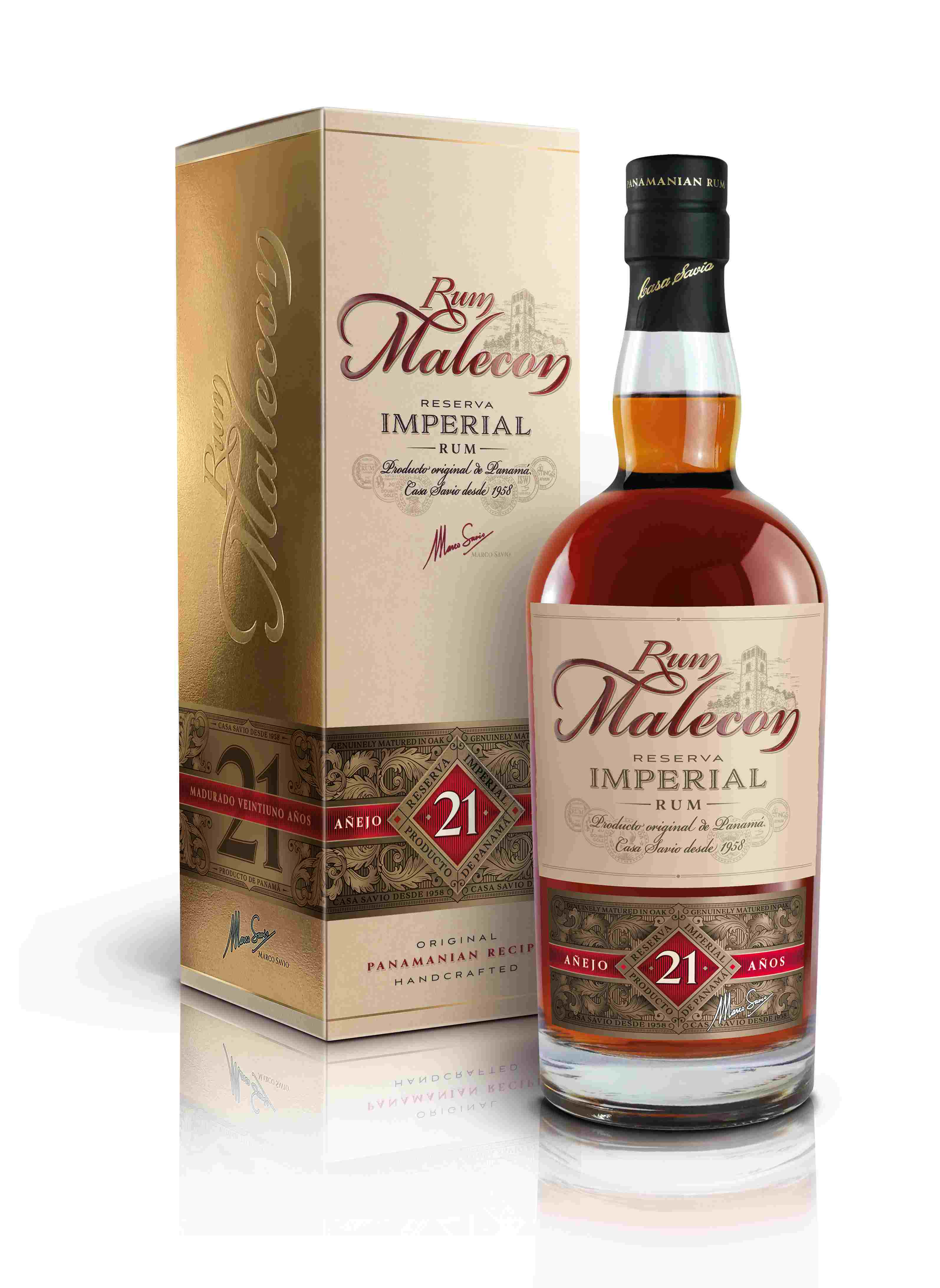 Malecon 21 Years Old Reserva Imperial
