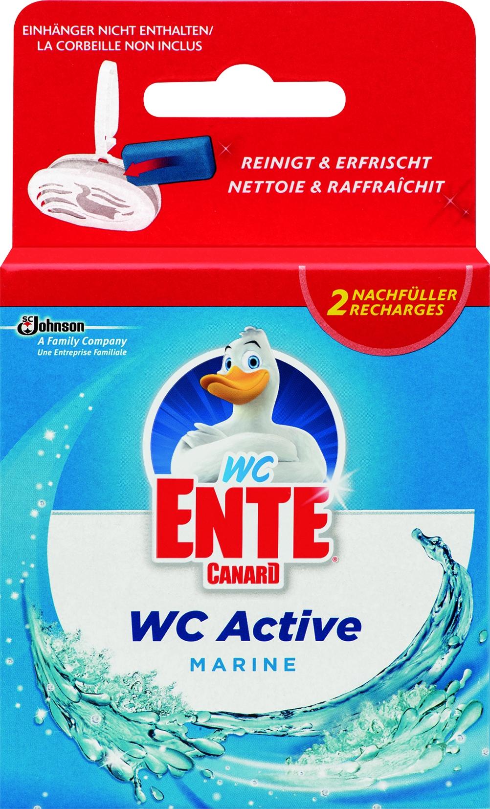 WC  Aktiv Duftspender NF-Pack C.A. 2x40g