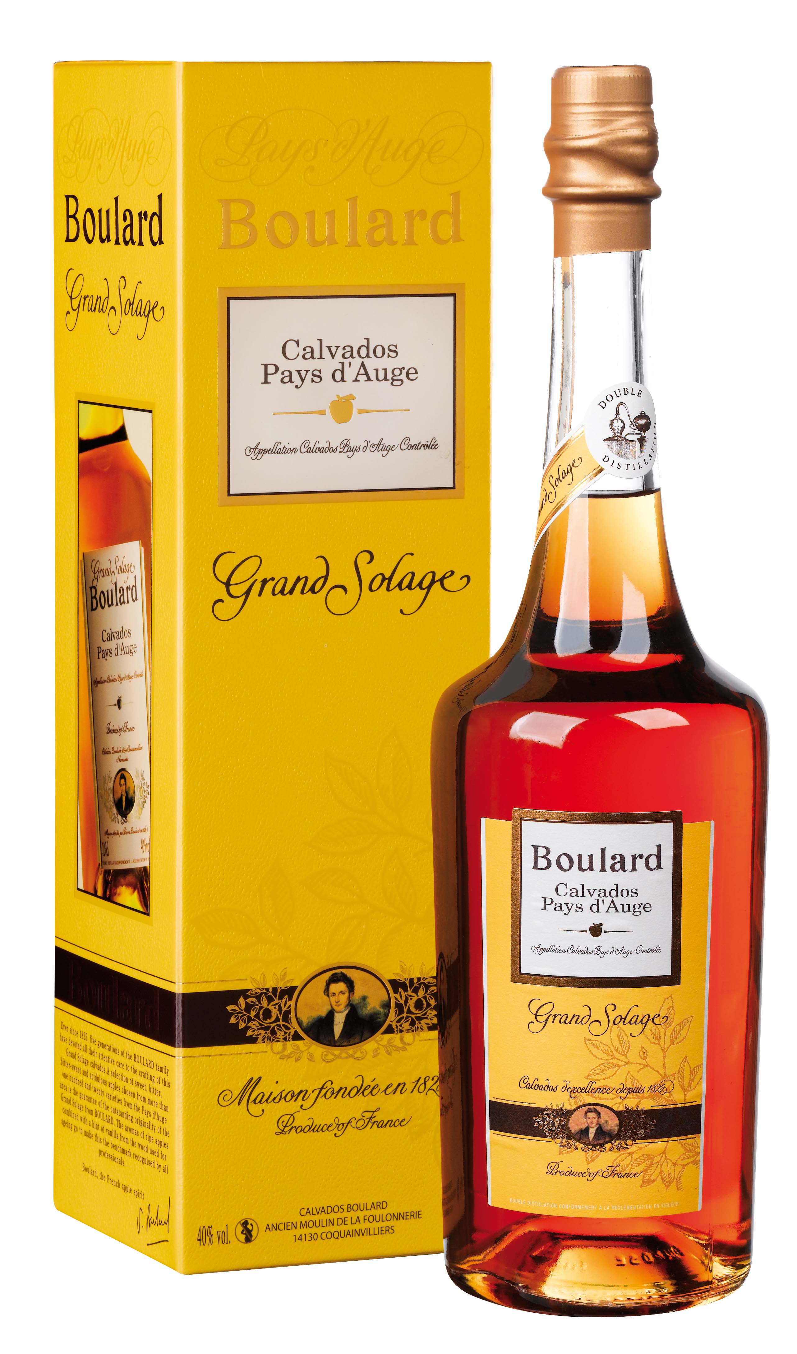 Boulard Calvados Pays d´ Auge