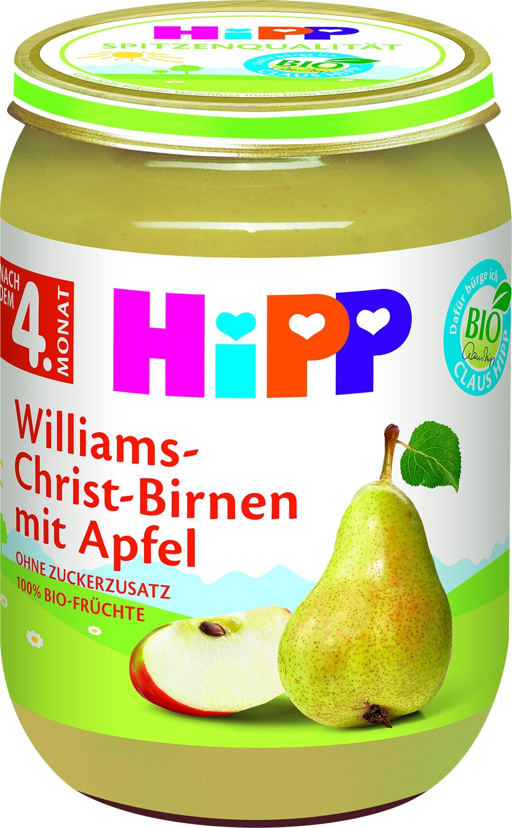 Bio 4230 Williams-Christ-Birne