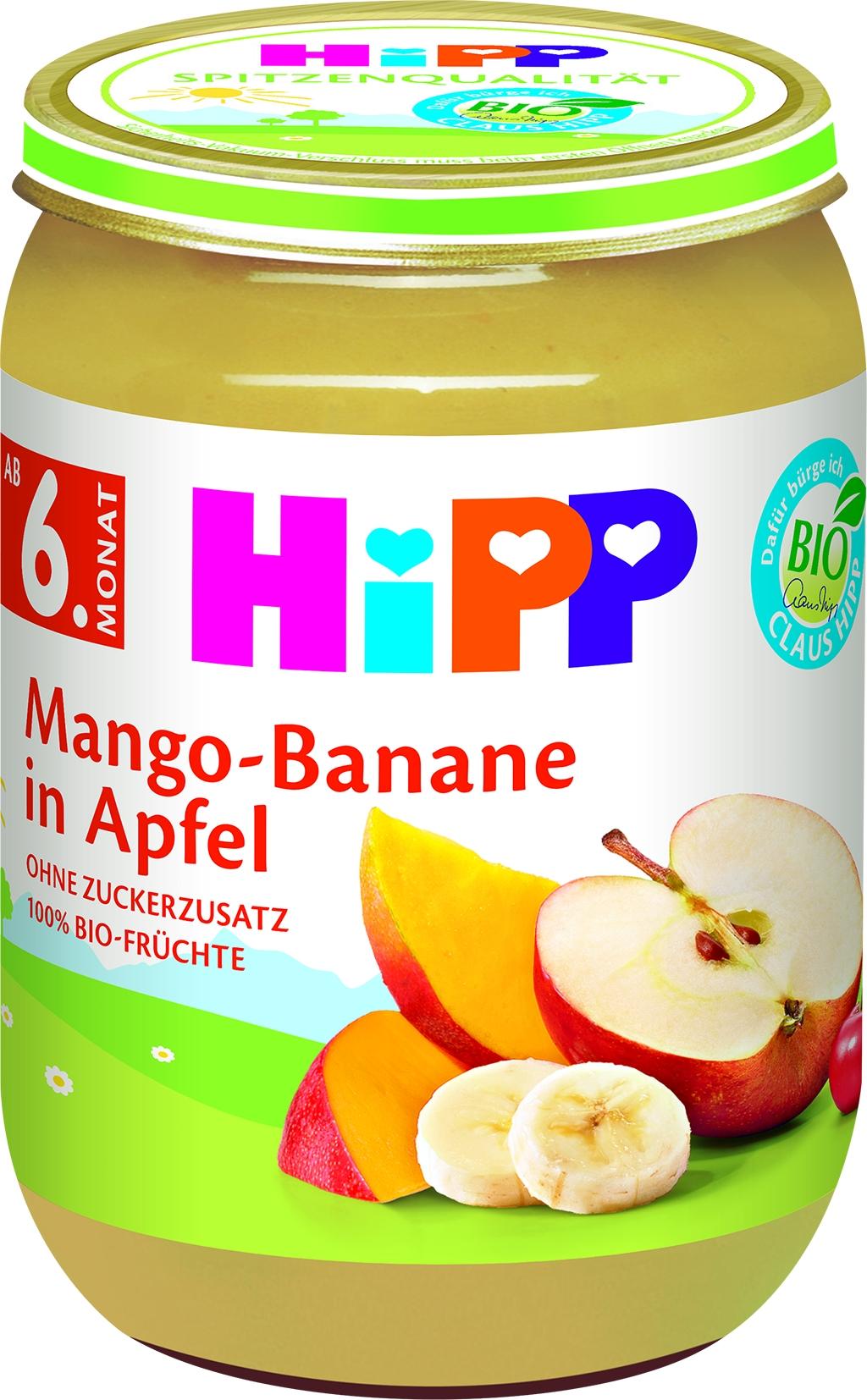 Bio 4397-02 Mango/Banane/Apfel