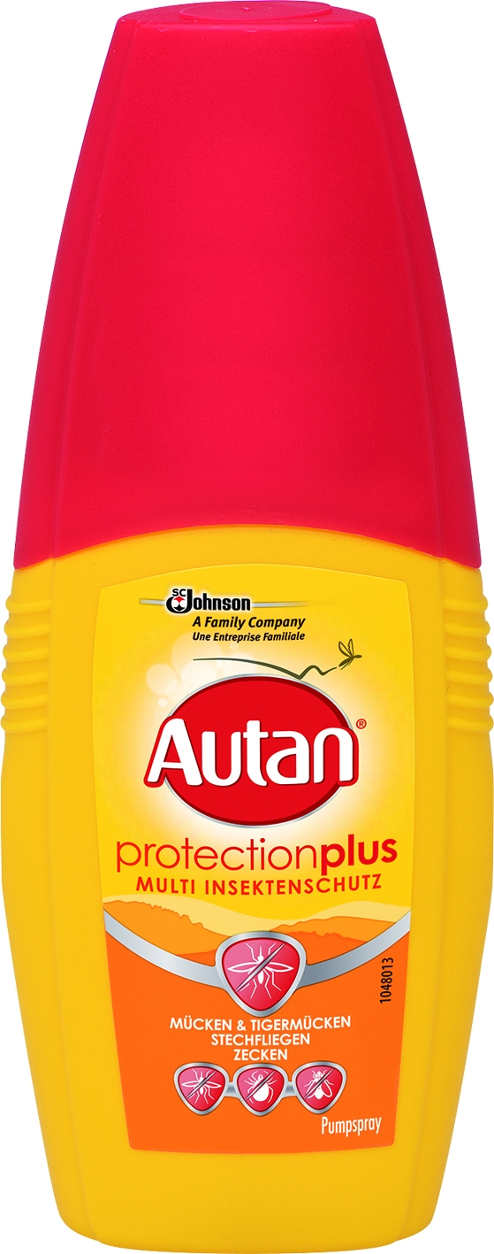 Protection Plus Pumpspray