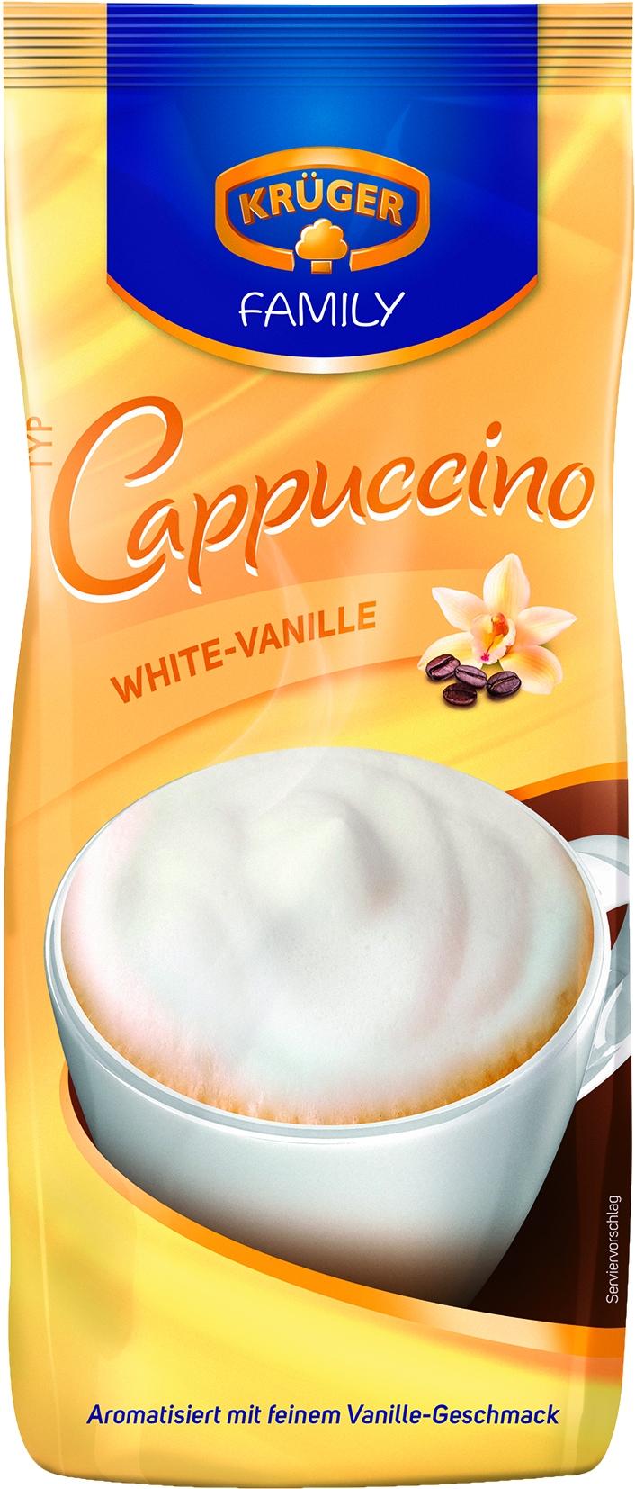 Family Cappuccino White