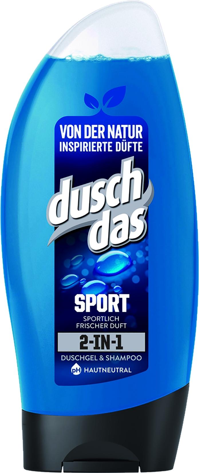 Duschgel Sport