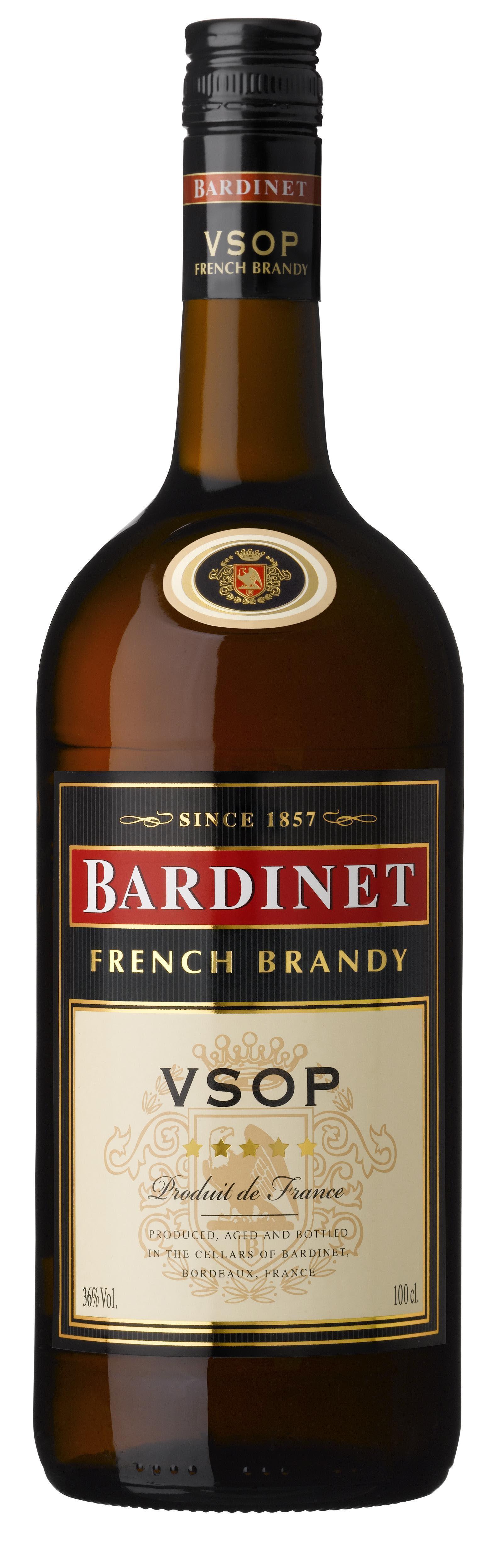 Bardinet VSOP, French Brandy