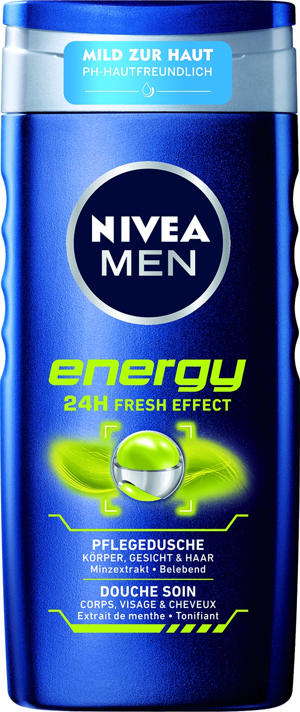 Pflegedusche for men Energy