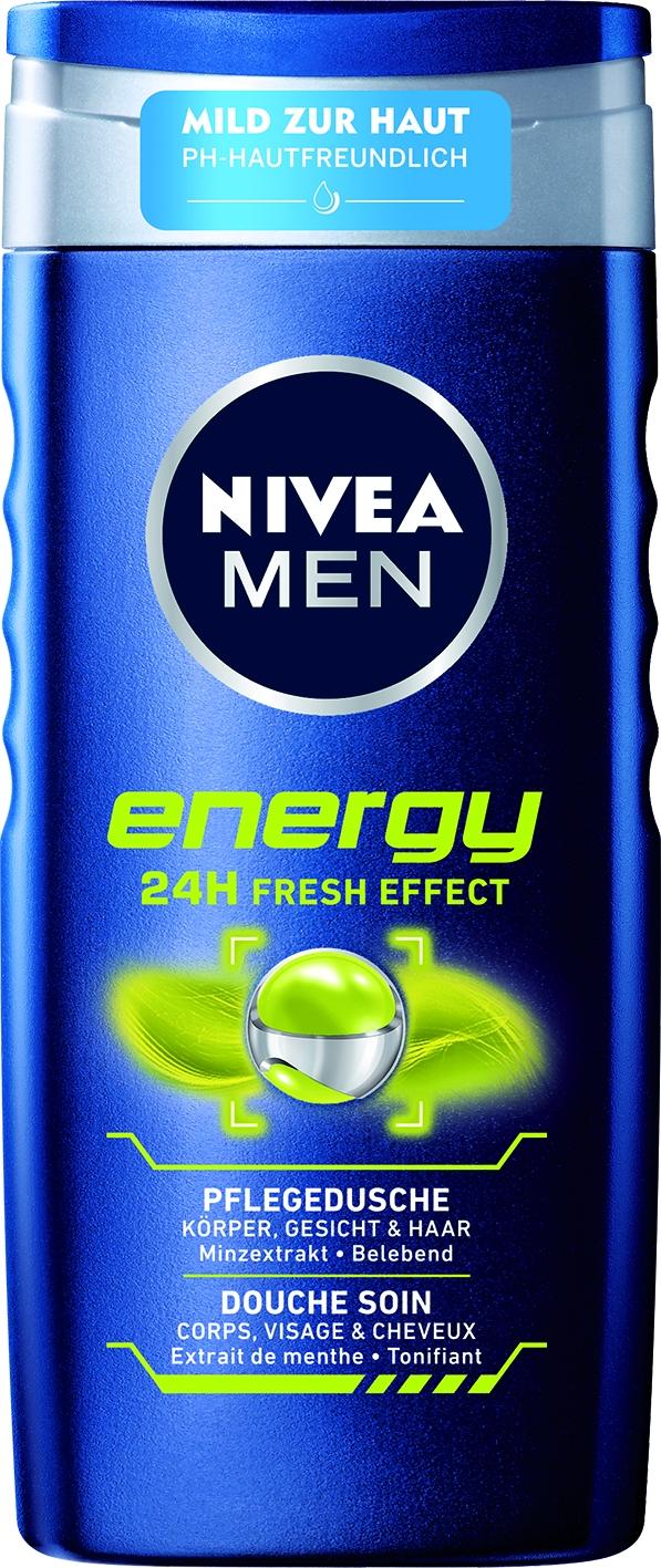 Pflegedusche for men Energy
