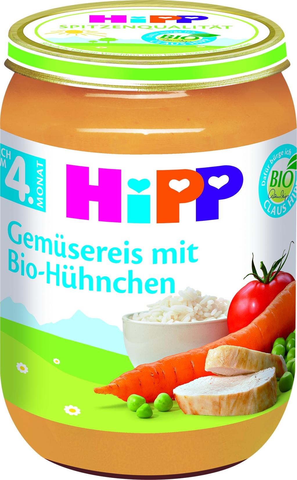 Bio 6250 Gemuese/Reis/Huhn