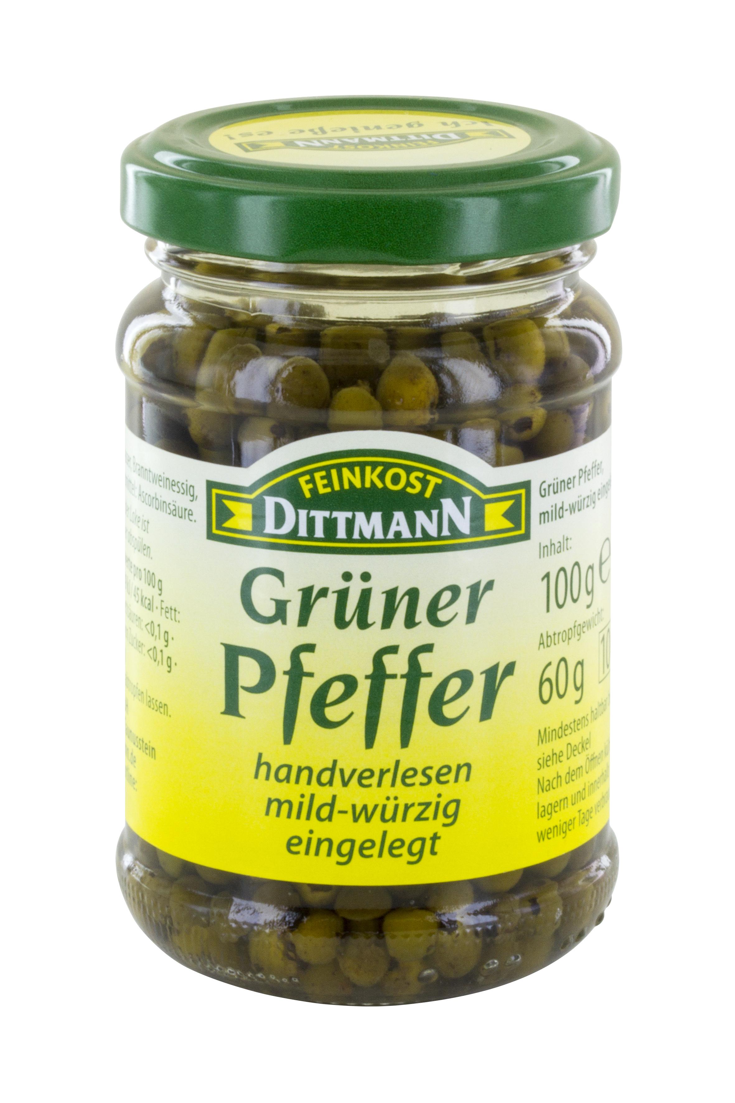 Gruener Pfeffer