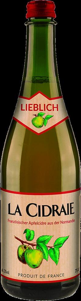 Cidre La Cidraie lieblich