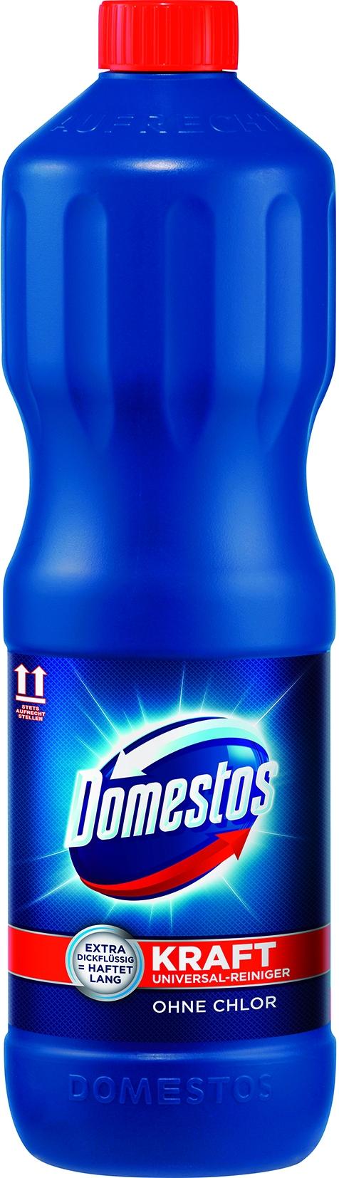 Domestos Hygiene-Reiniger Blau