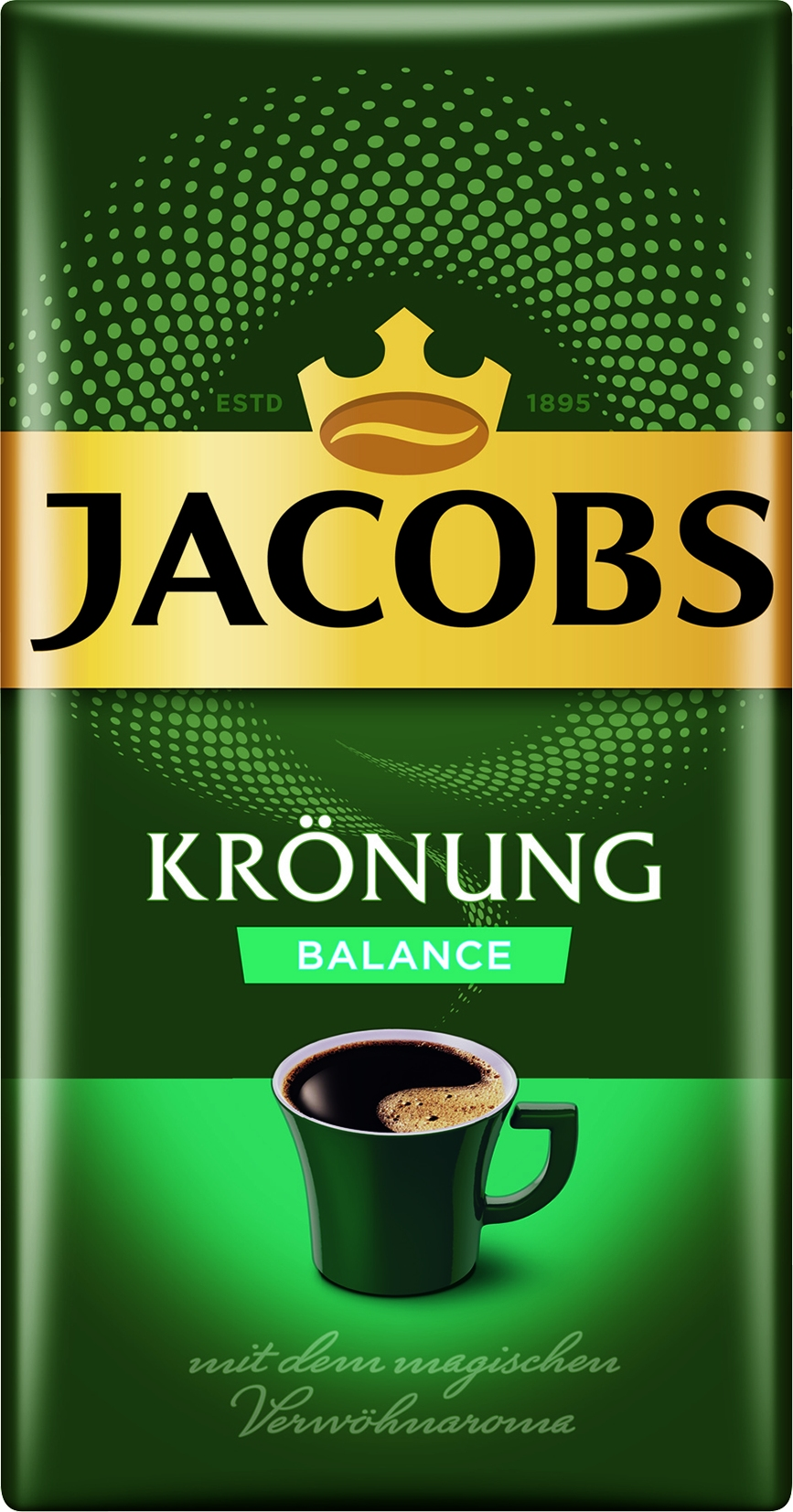 Krönung Kaffee Balance gemahlen