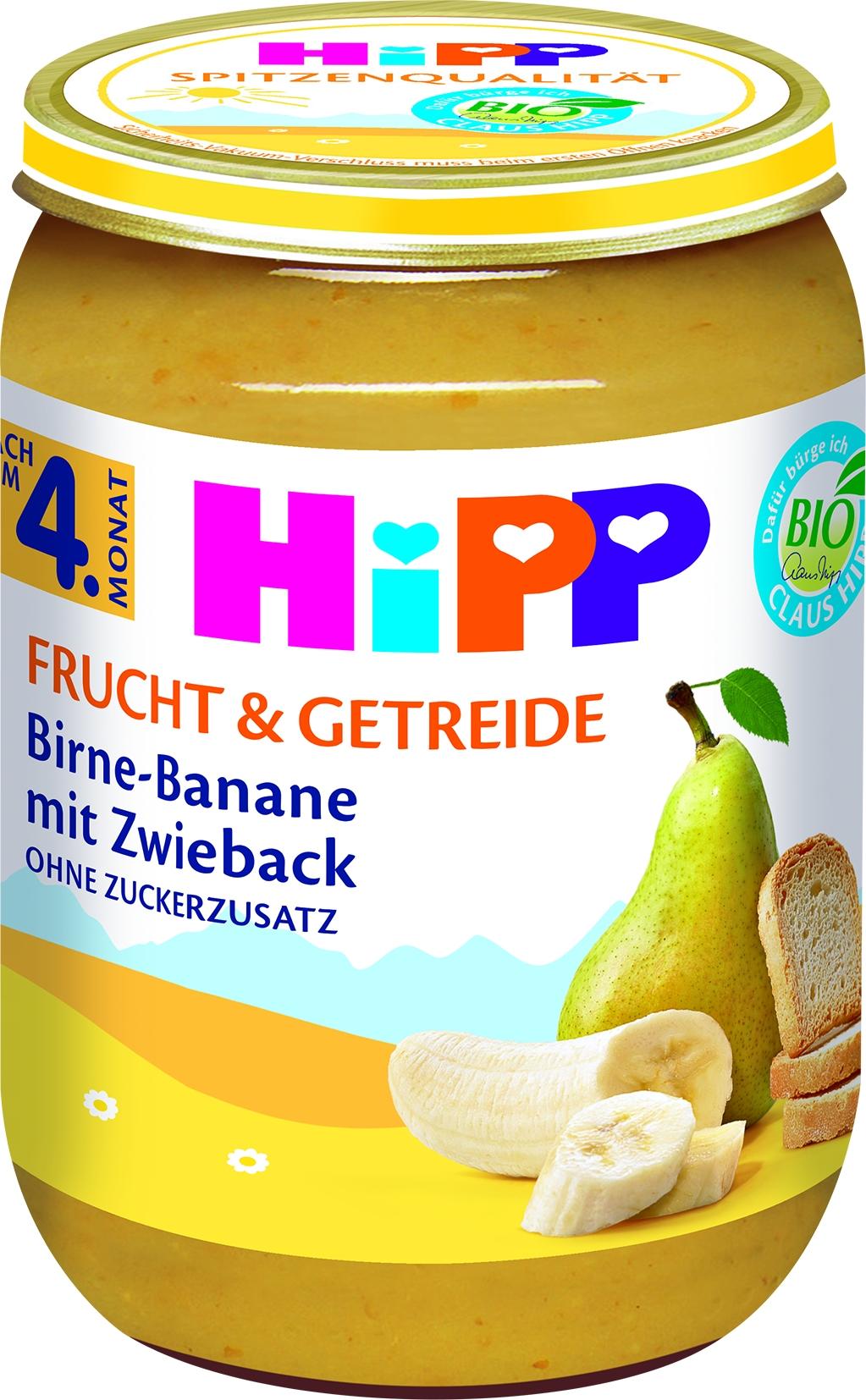 Bio 4735-01 Birne/Banane/Zwieback