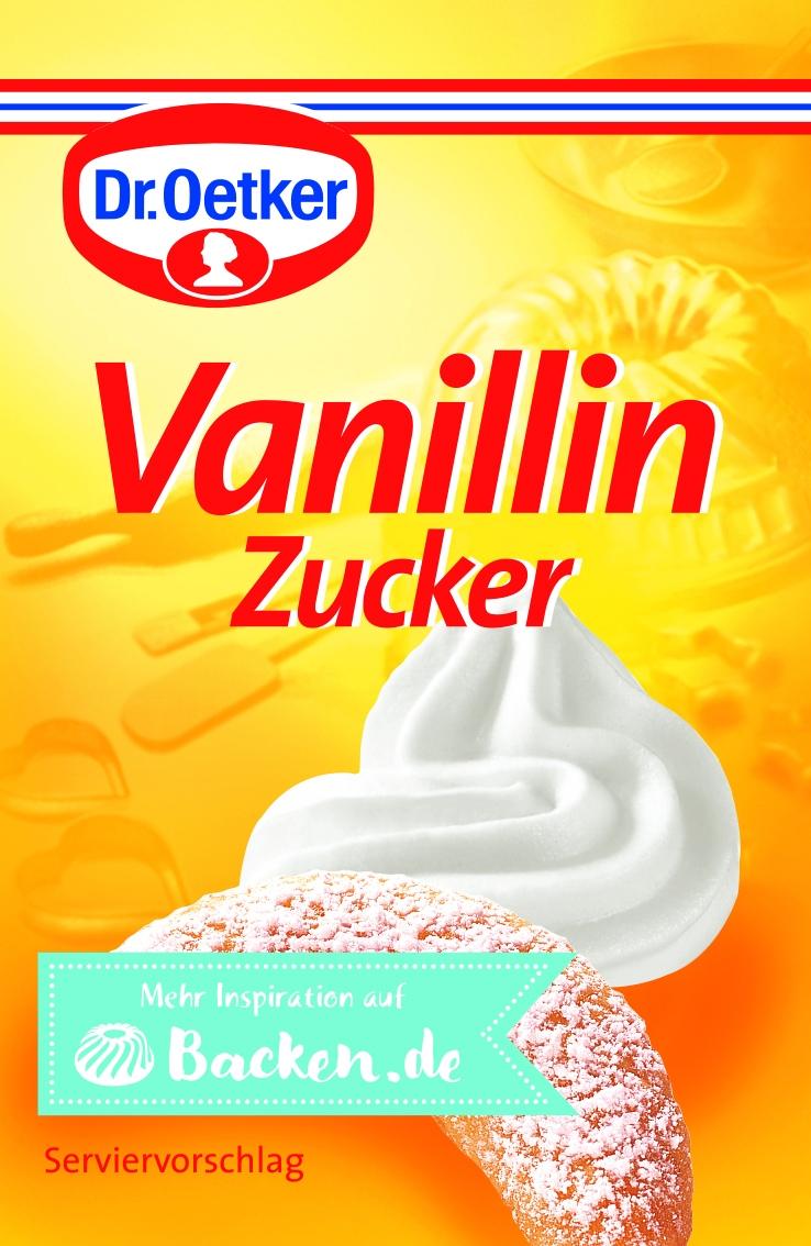 Vanillinzucker 5er