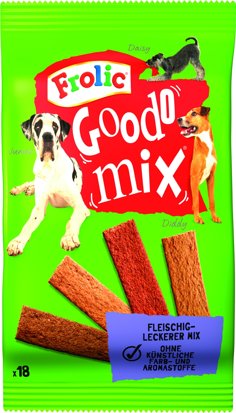 Goodo-Mix 18 Stck.