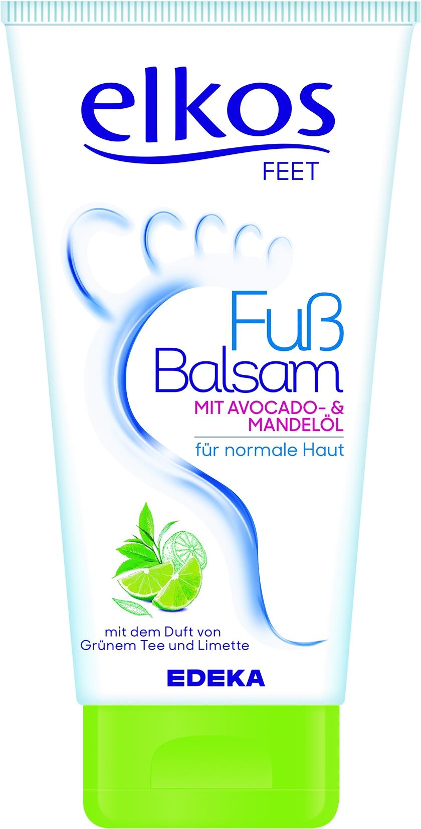 Fuss-Balsam