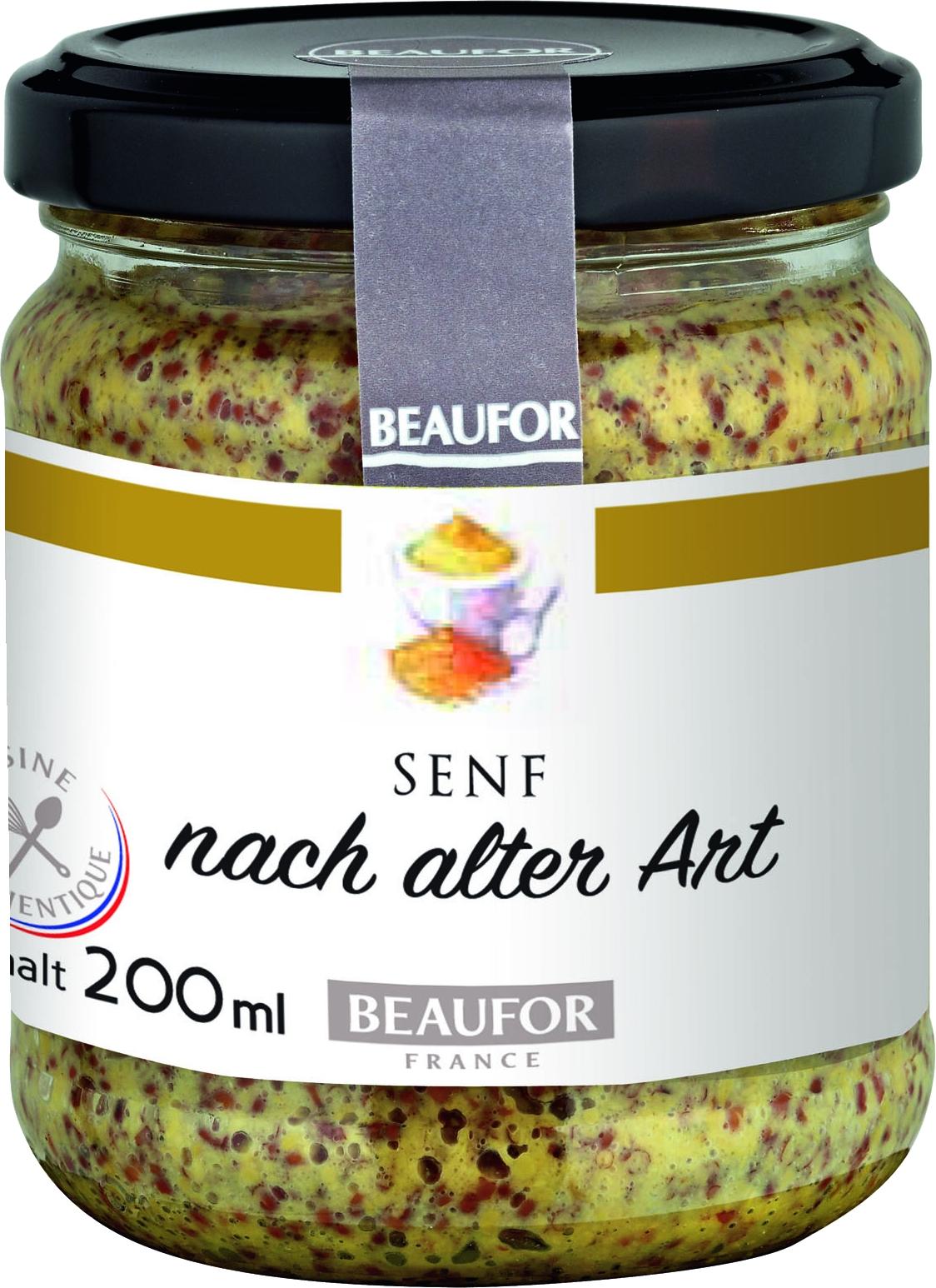Dijon Senf koernig