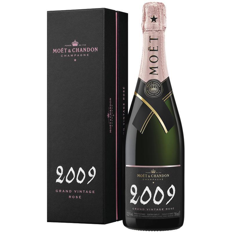 Moet & Chandon, Vintage Rosé, rosé