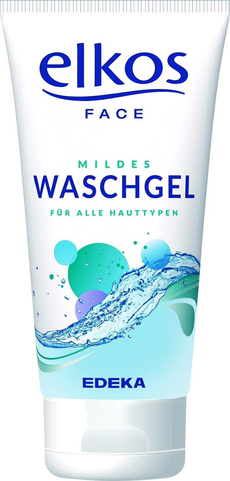 Mildes Waschgel