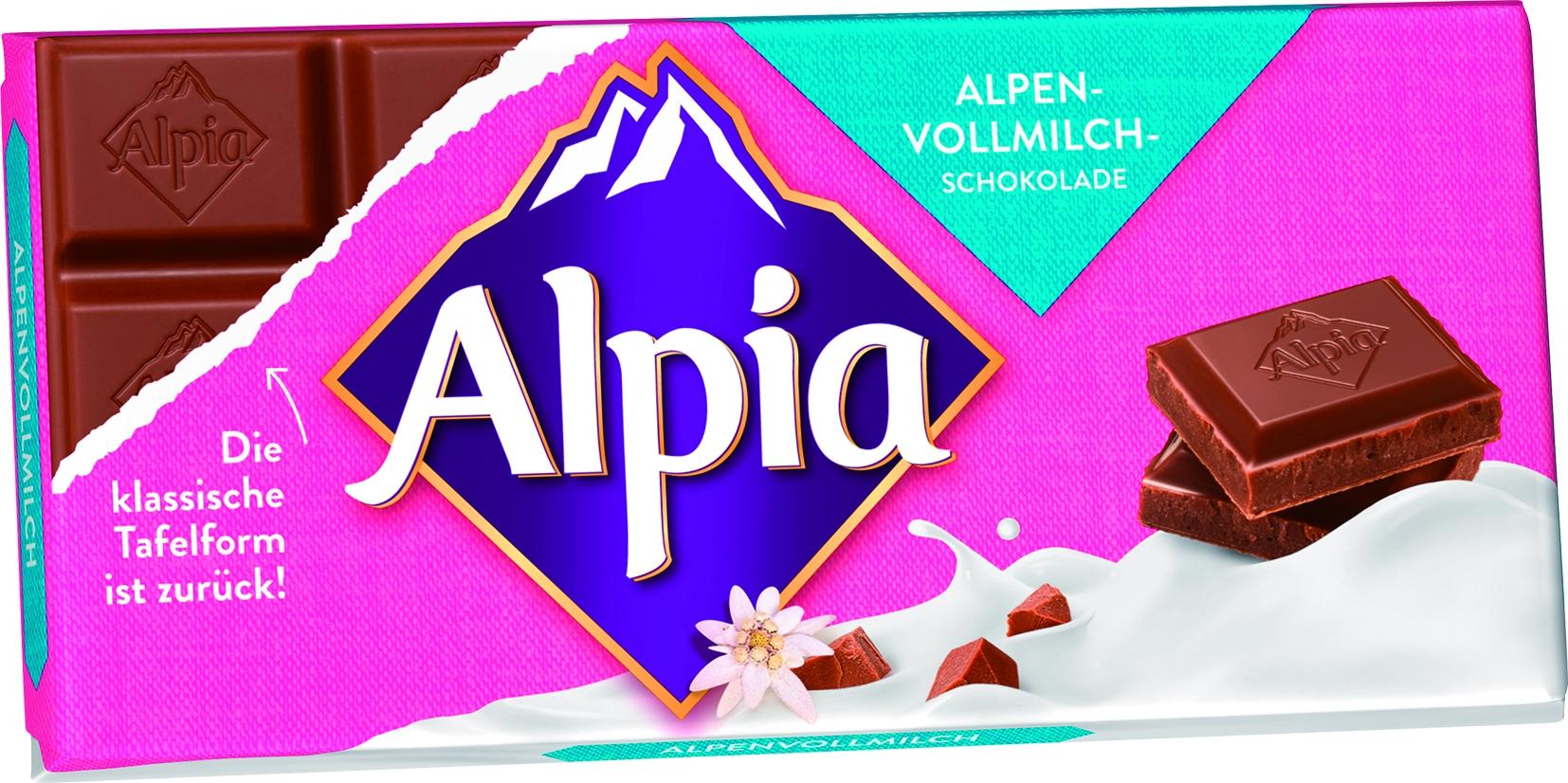 Schokolade Vollmilch