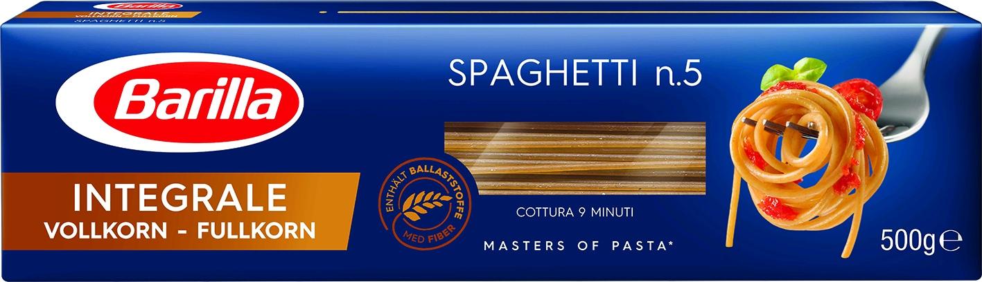 Spaghetti Integrale