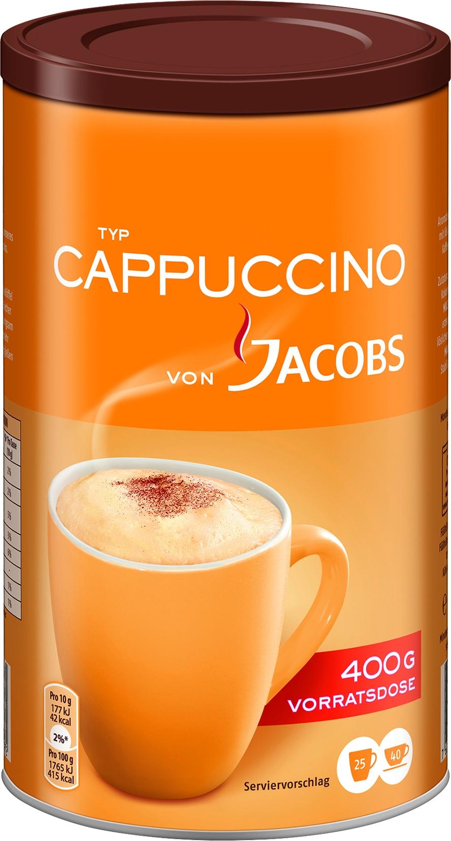 Cappuccino Instant