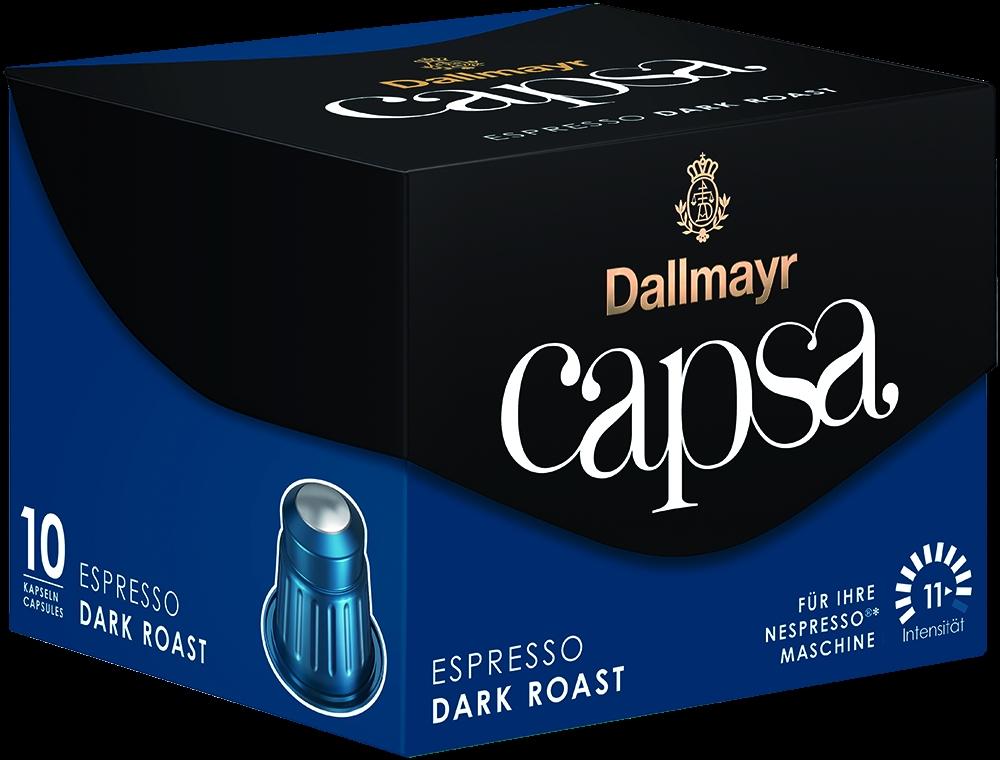 Capsa Espresso Dark Roast(Nespresso)10St