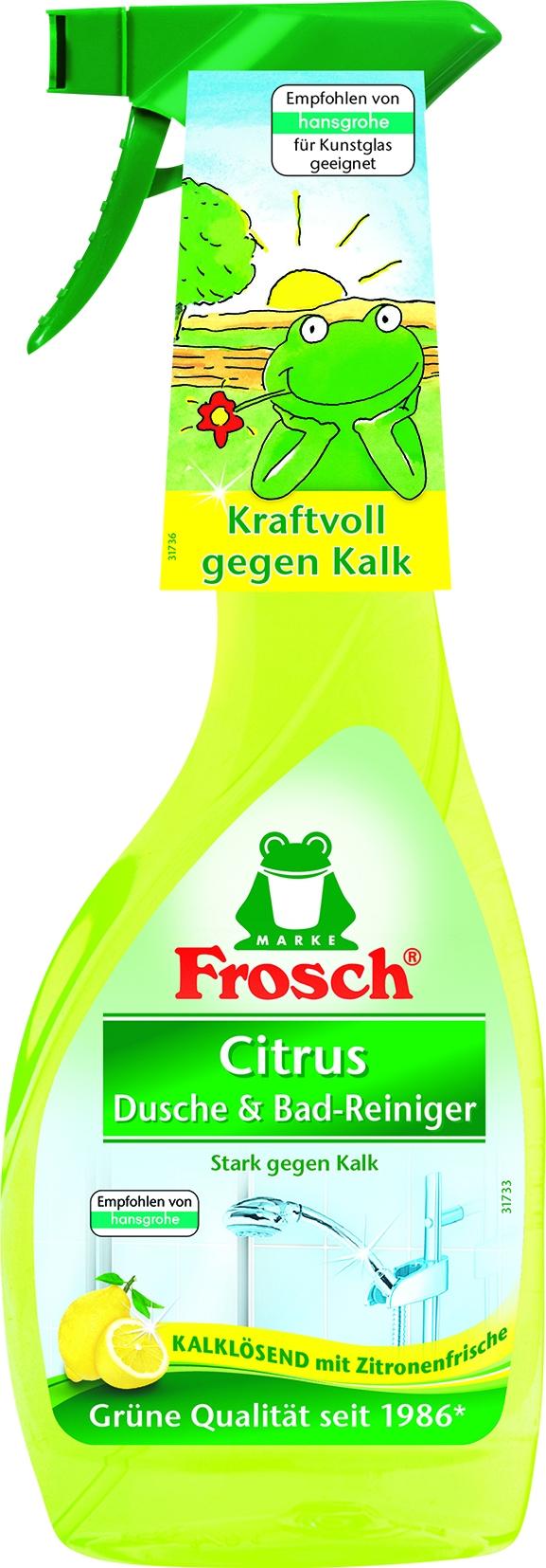 Dusche&Bad Reiniger Citrus