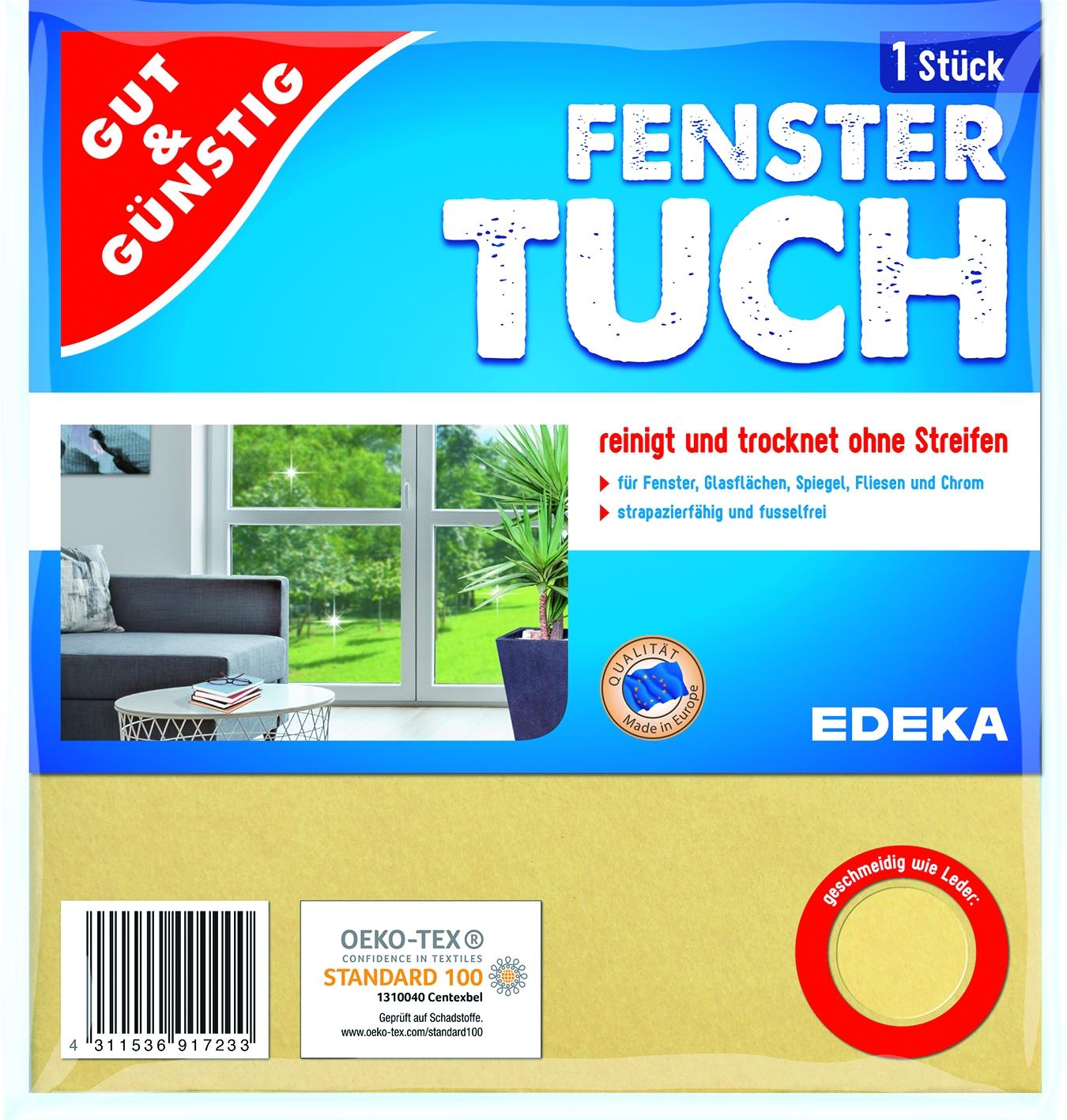 Fenstertuch 35x40cm