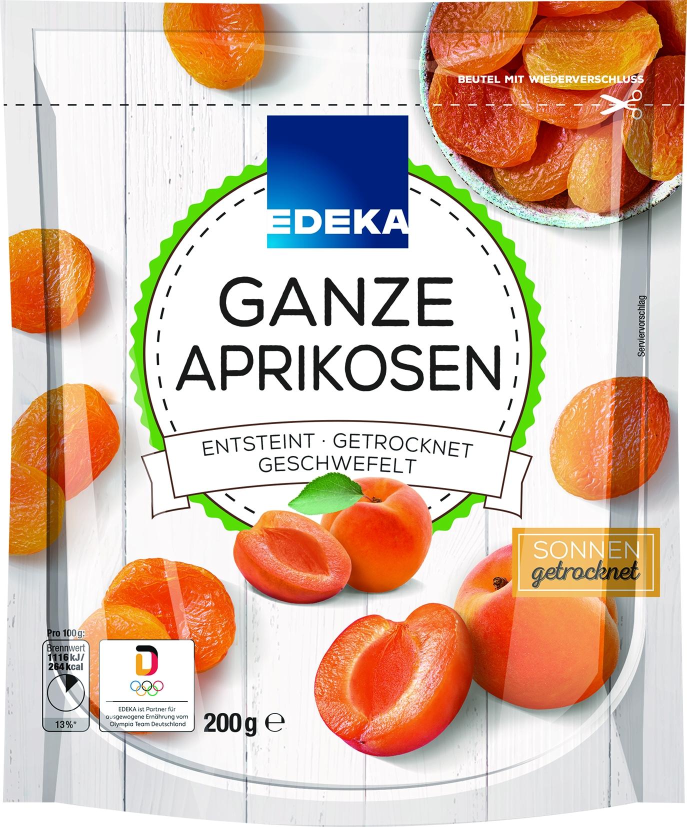 Aprikosen entsteint