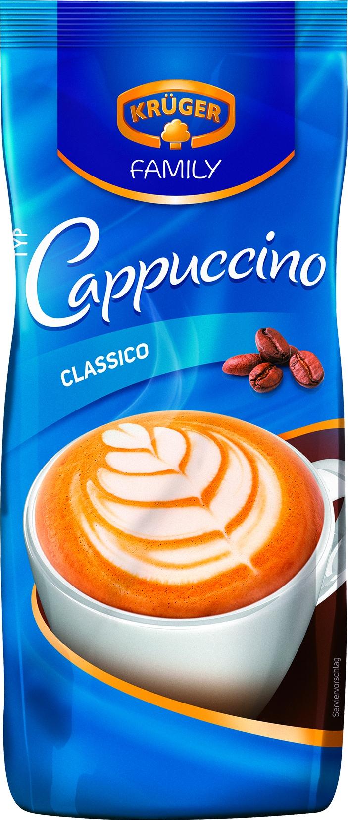 Family Classico Cappuccino