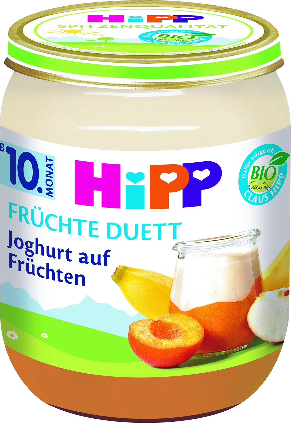 Bio 5475-01 Joghurt/Frucht