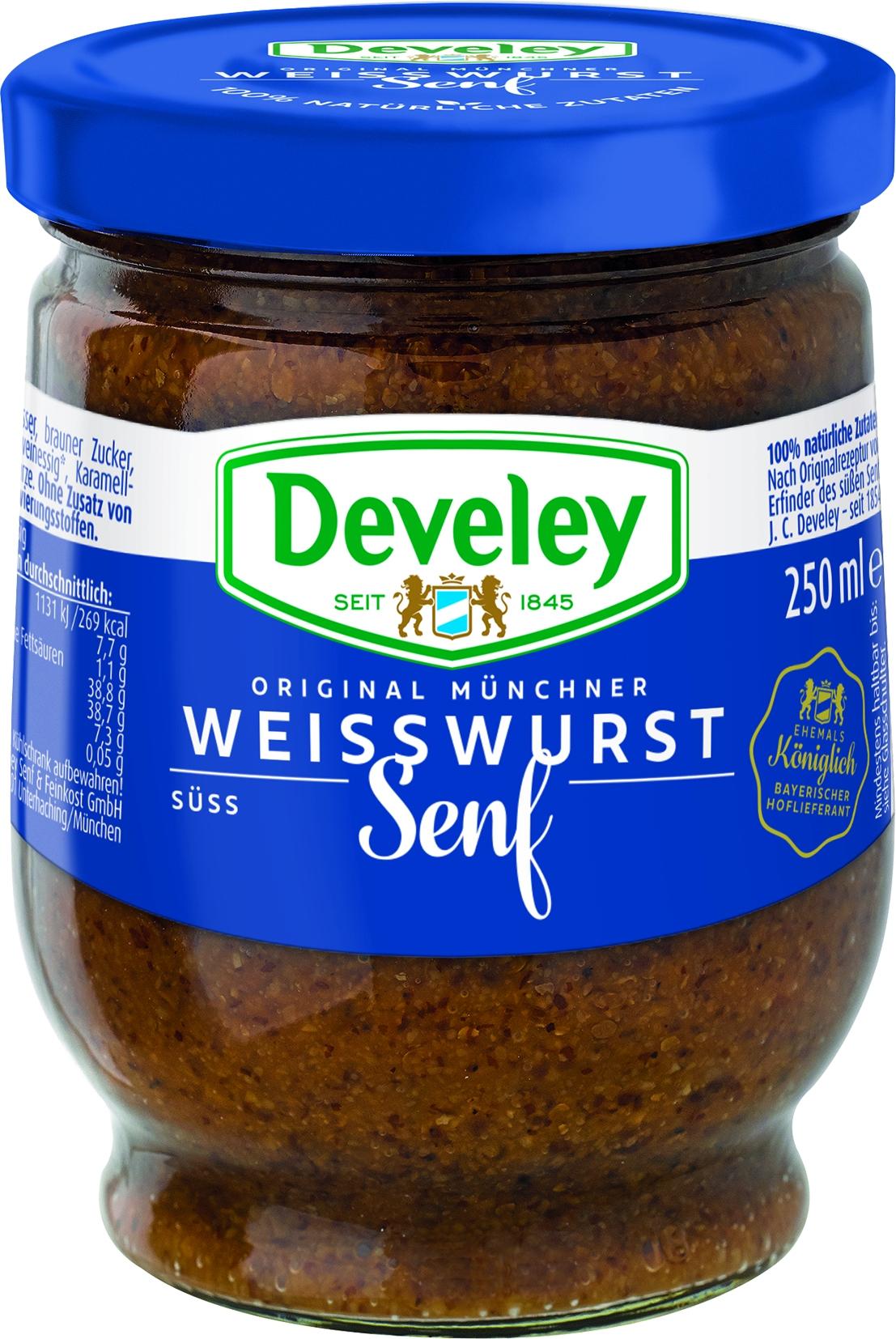 bayrischer Weisswurstsenf