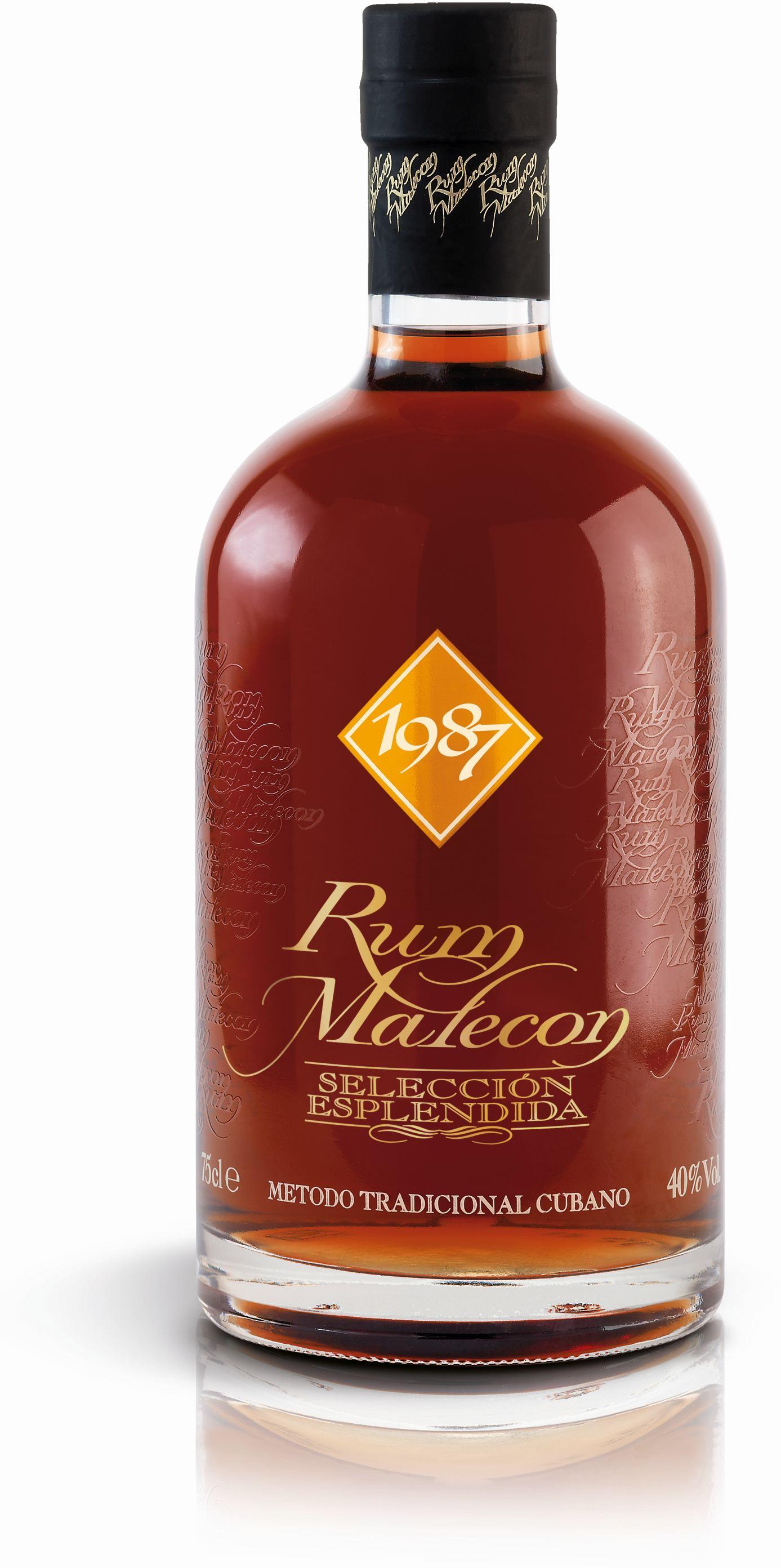 Malecon Selección Esplendida 1987