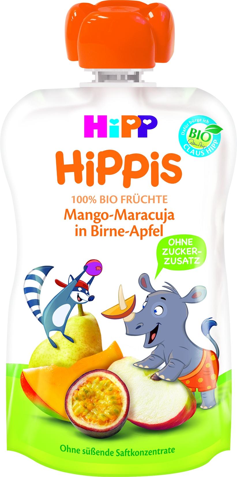 8570-01 Hippis Mango/Maracuja/Birne/Apfel