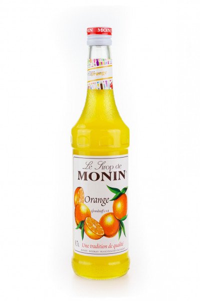 Bar-Sirup Orange