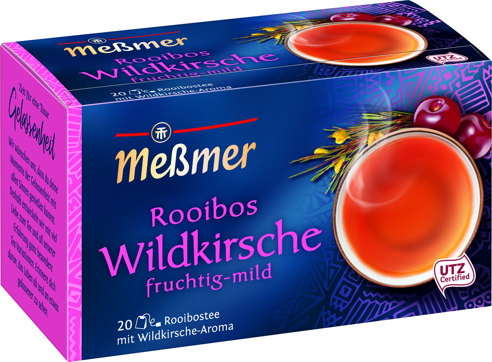 Rotbusch-Wildkirsche 20x2gr