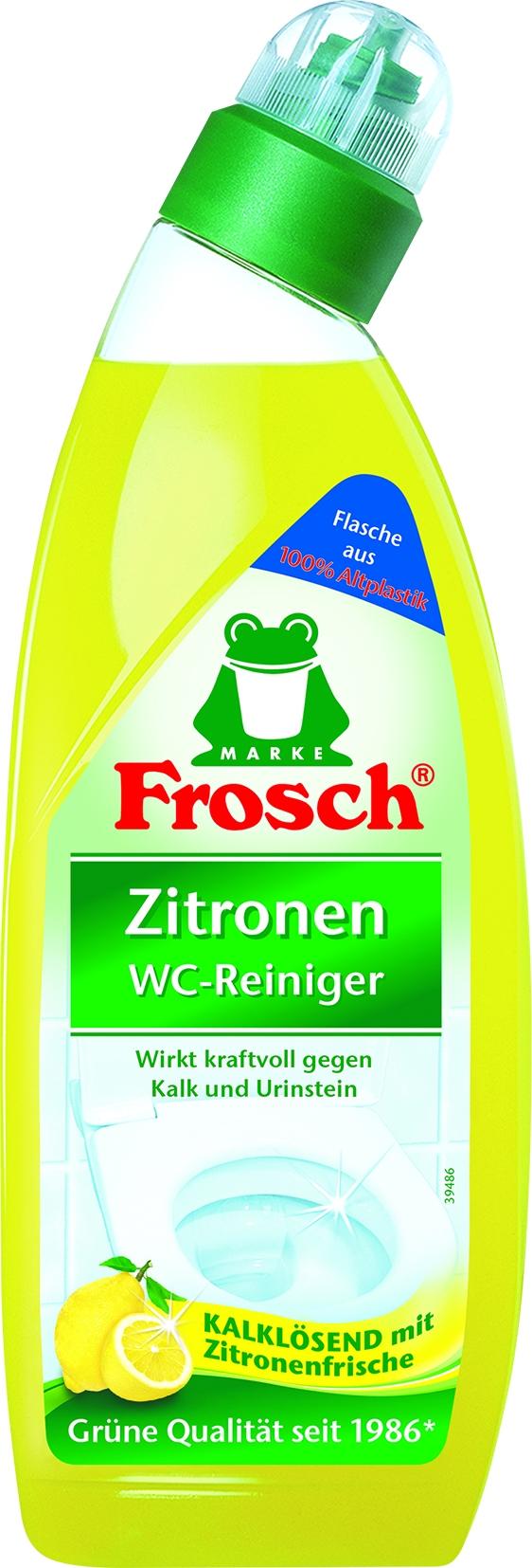 WC Reiniger Zitrone