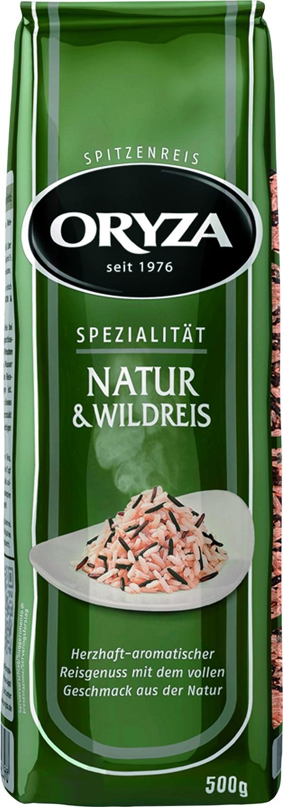 Natur-/Wildreis