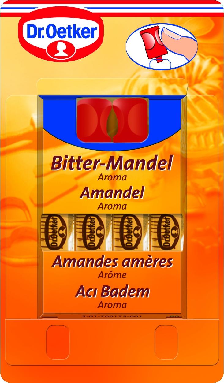 Bittermandel-Aroma 4er