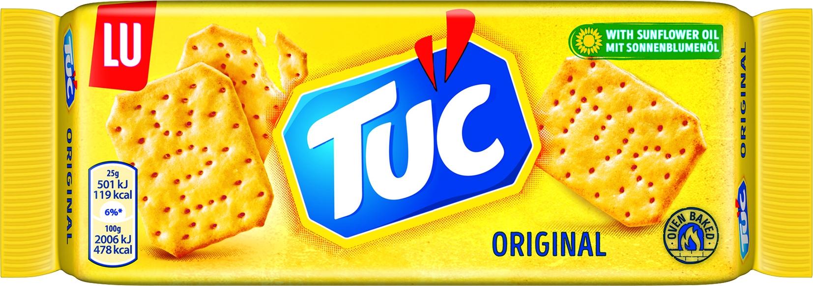 TUC Salzgebaeck Classic Cracker