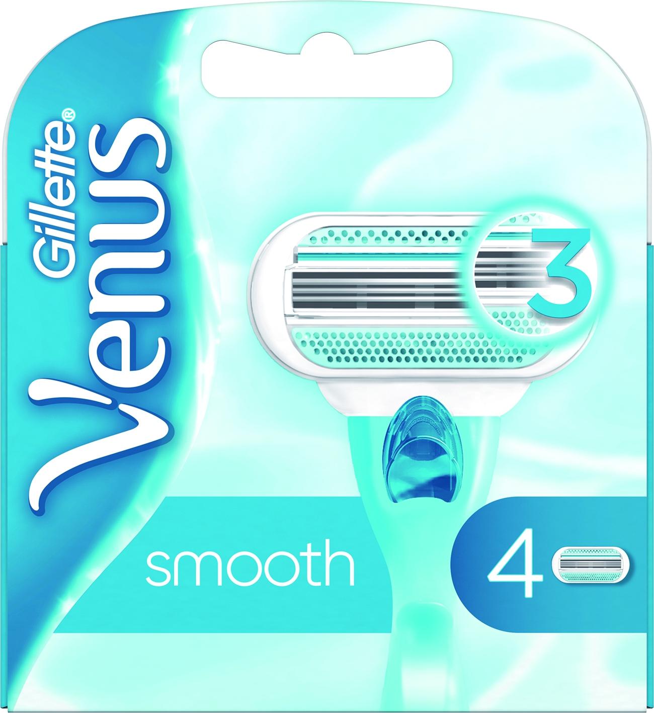 Venus Blue Klingen 4er