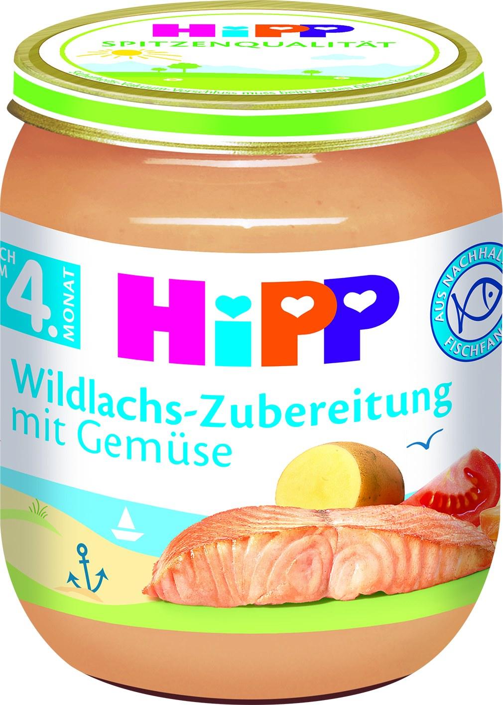 6025 Wildlachs mit Gemuese