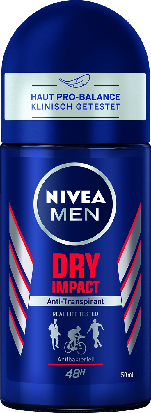 Deo Roll-On Men Dry Impact