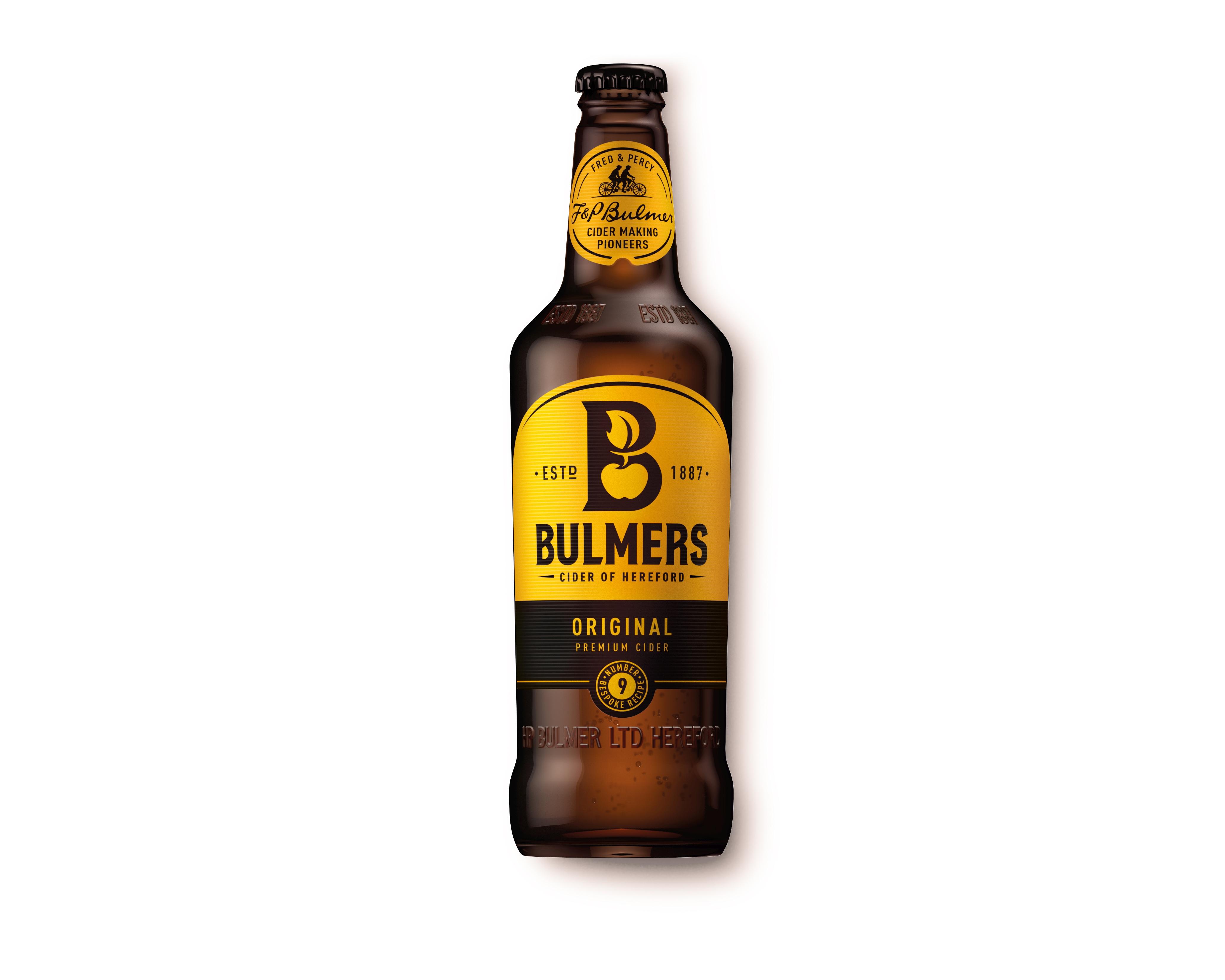 Bulmers Original Cider 12Fl x 0,5lt
