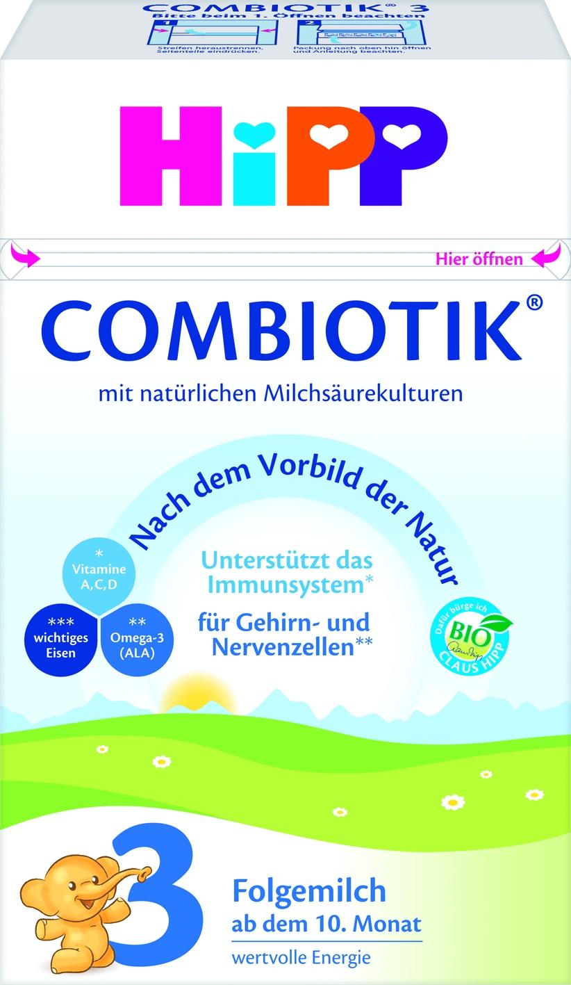 Bio Milchnahrung 2033 Combiotik 3