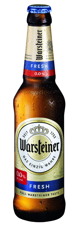 Warsteiner Fresh alkoholfrei 24Flx33cl