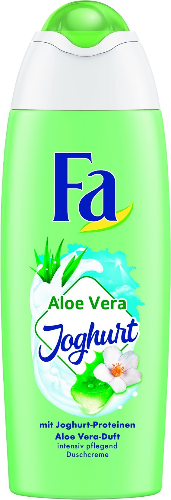 Duschgel Joghurt Aloe