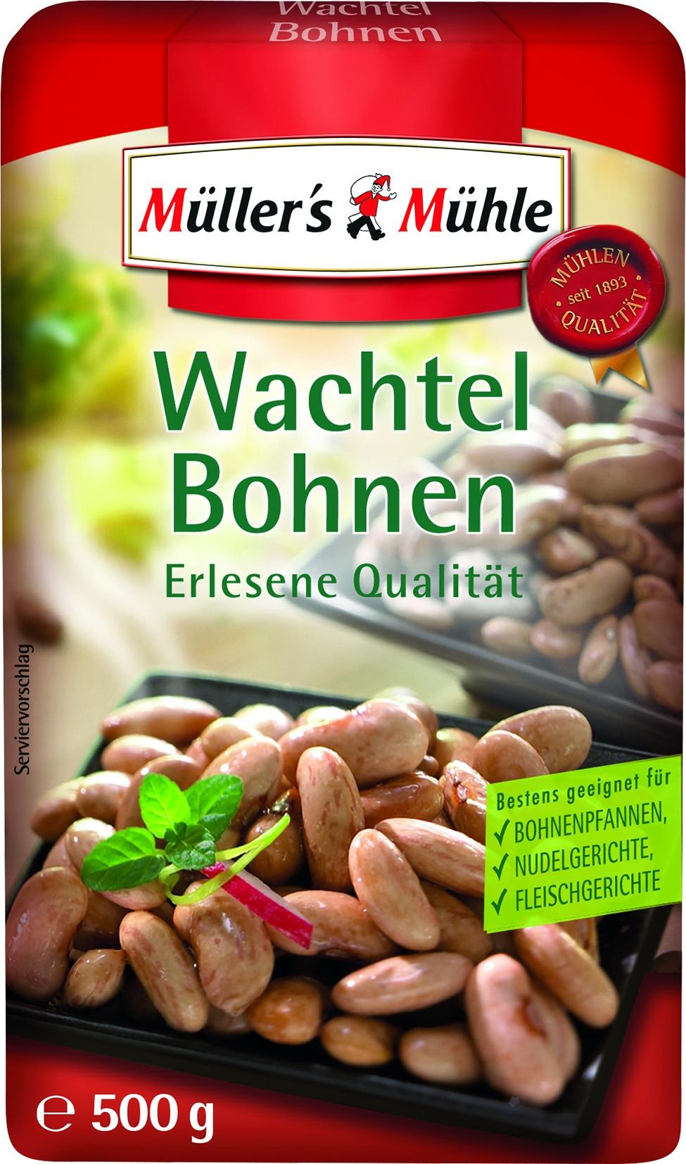 Wachtel Bohnen